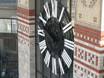 Horloge du lycée Jules Ferry