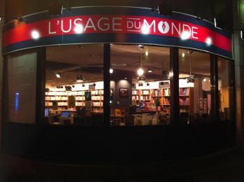 Une belle librairie rue de la Jonquière